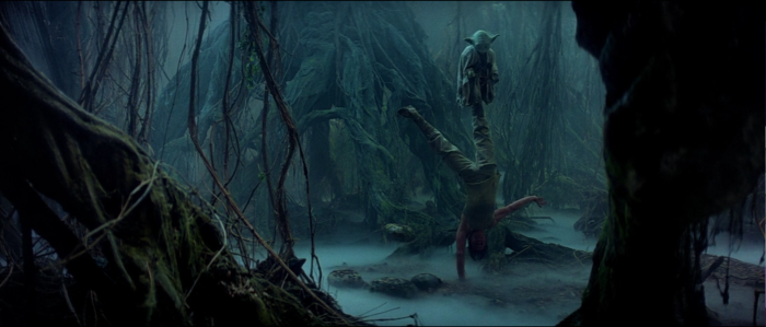 Lessons From Dagobah